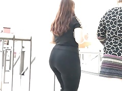 Latina Phatty in Dark  at Mall