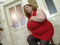 Massive  mature Plus-size..