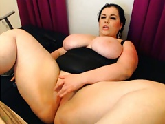 Vicky Mind-blowing Plus-size..