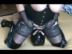 German plus-size domme..