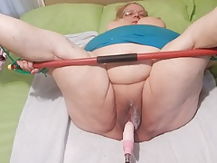 pound fucktoy and roped up