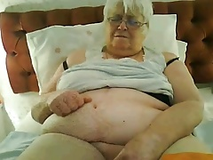 Super-sized 80y.o. Brit..