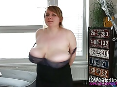 Jocelyn Intense  Titties