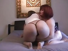 gentle Plus-size lez play