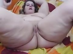 Huge-titted Plus-size..