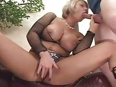Mature Tramp With BoyToy