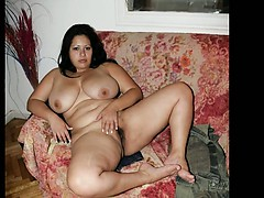 fat woman compilation