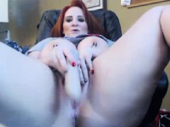 Curby Ginger Webcam Doll With