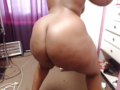 African  booty