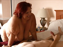 SSBBW Granny  With Youthful..