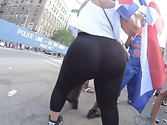 Ginormous Dominican BBW Rump