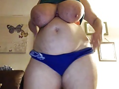 Mature plumper  massive mounds